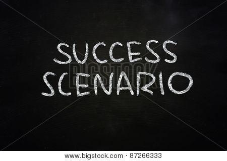 Success Scenario