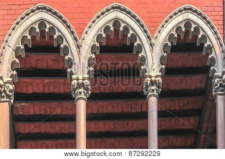 Moorish Arches