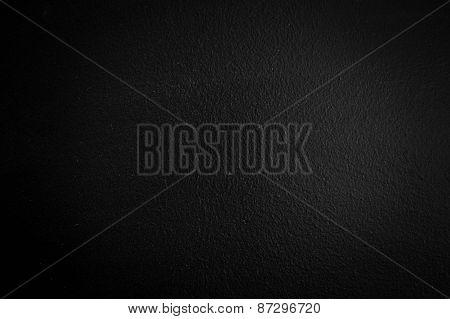 Black chalk board