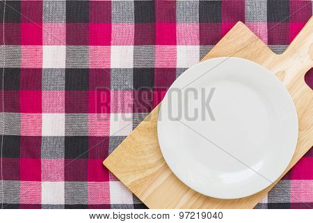 Empty Plate / Empty Plate Background