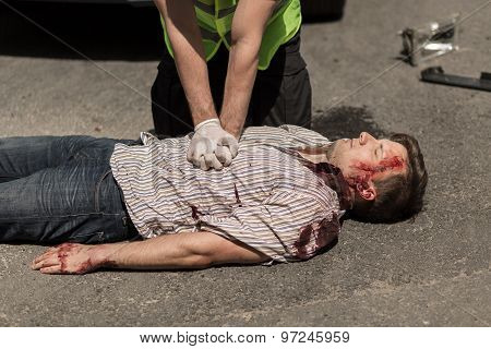 Car Accident Casualty