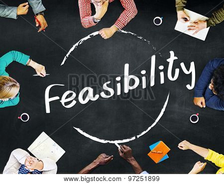Feasibility Possibility Possible Potential Ideas Concept