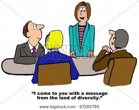 Workplace Diversity