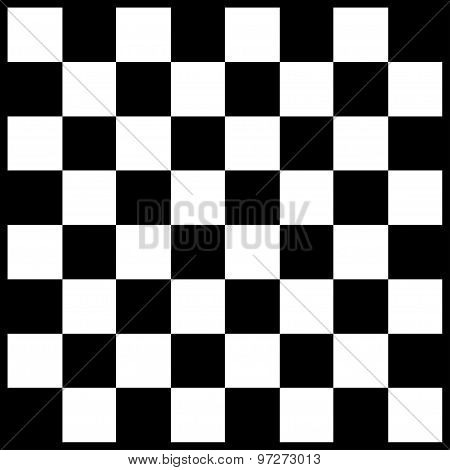 Vector modern chess board background design
