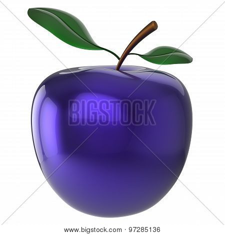 Apple Experiment Blue Food Research Nutrition Fruit Anomaly