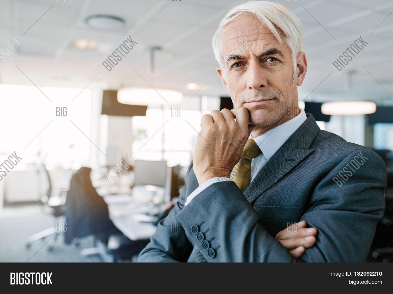 Portrait Mature Image Photo Free Trial Bigstock