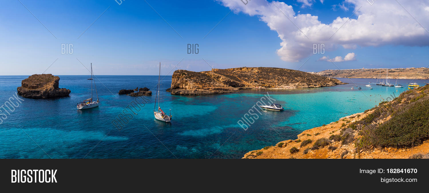 Comino Malta - Image & Photo (Free Trial) | Bigstock