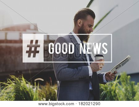 Good Morning News Update Global Information