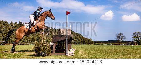 Burnham Market International Horse Trials 2017