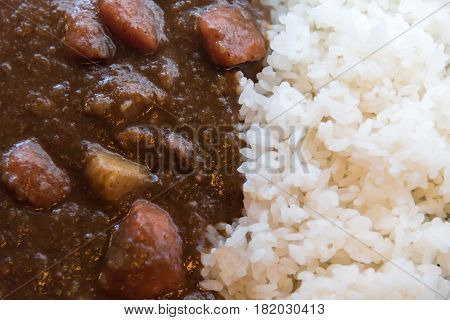 Japan Curry Rice