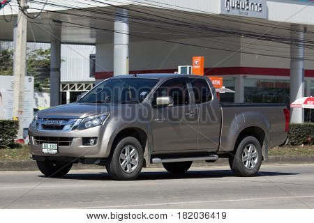 Private Isuzu Pick Up Truck