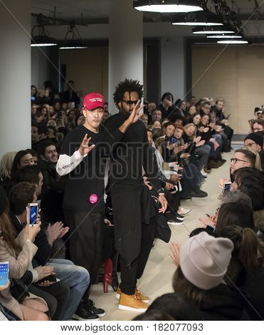 Public School - Fall 2017 Collection