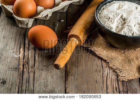 Baking Background