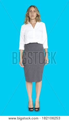 Businesswoman Standing Photography Portrait