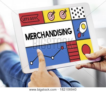 Merchandising Marketing Production Retail Word