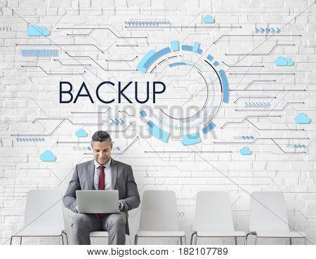 Cloud Backup Download Network