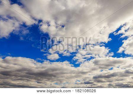 blue sky with cloud closeup sky clouds