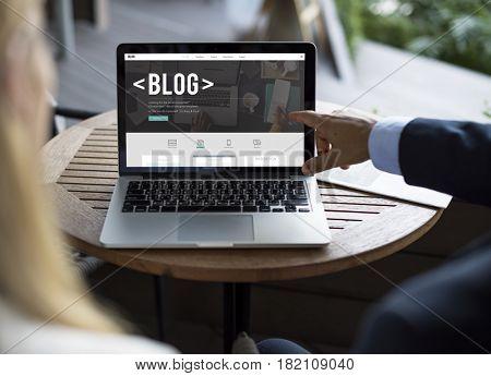 Web Design Blog Global Website
