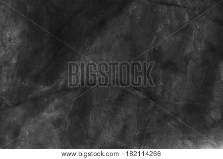 Black stone pattern texture background, Detailed of real genuine stone from nature, Can be used for creating surface effect to your designs or images.