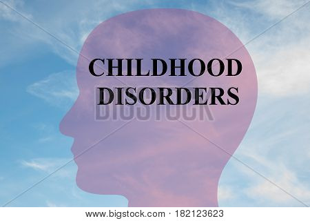 Childhood Disorders Concept