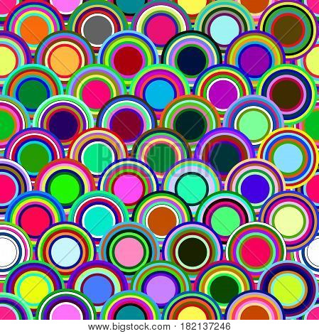 background template colour scales seamless pattern abstraction
