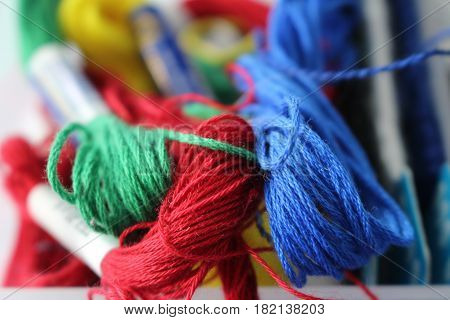 Sewing cotton yarn/ These are sewing necessary detail.