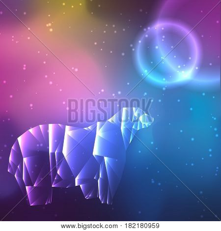 animal, aurora, awesome, background, bear, beast, blinking, blue, bright, direction, fantastic, fantasy, flash, flicker, galaxy, glimmering, globe, light, mystery, nebula, overflow, pink, polar, purple, radiance, ray, shimmer, space, sparkle, stars, twink