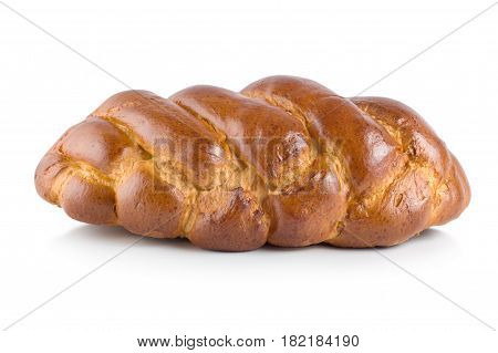 The bread isolated on a white background