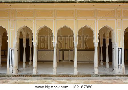 Old Architectures Of Jaipur, India