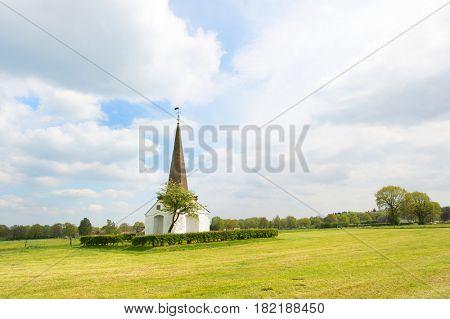 Obelisk in Dutch Laag Soeren