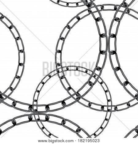 Iron Chain Background