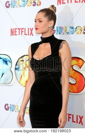 LOS ANGELES - APR 17:  Amanda Rea at the