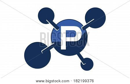 Synergy Logo Solution Group Connection Initial P
