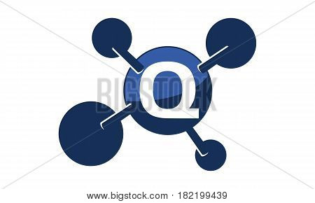 Synergy Logo Solution Group Connection Initial Q