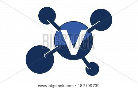 Synergy Logo Solution Group Connection Initial V