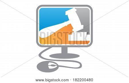 Auction Online Market  Law