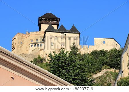 Castle In Europe