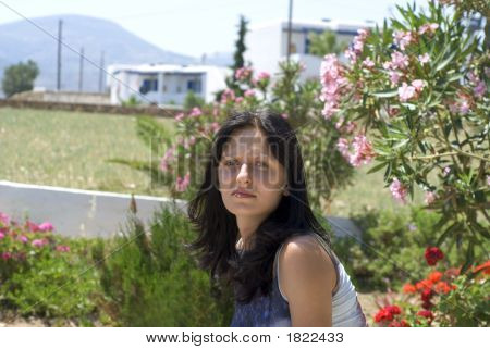 Pretty Woman Greek Islands