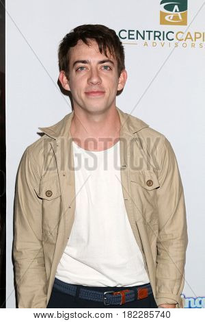 LOS ANGELES - MAR 7:  Kevin McHale at the