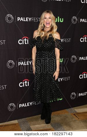 LOS ANGELES - MAR 21:  Ellen K at the 34th Annual PaleyFest Los Angeles -