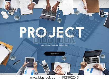 Project Collaboration Strategy Job Business