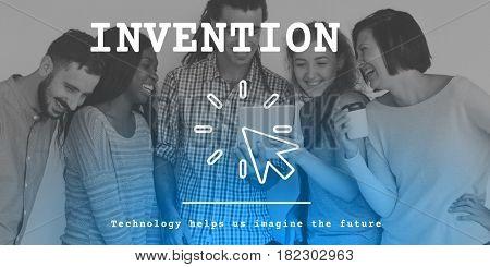 Innovation Invention Modern Technology Concept