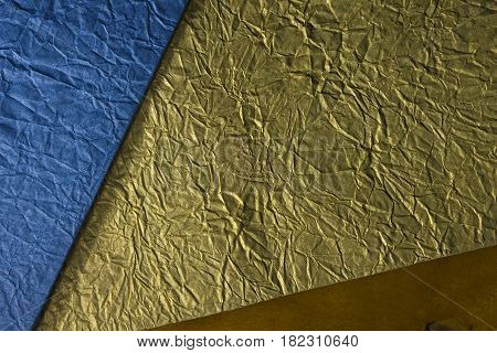 Grunge crumpled wrinkled and creased paper background