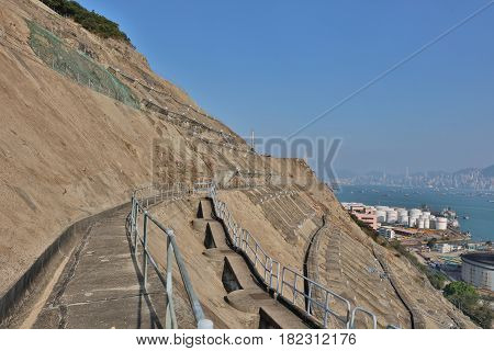 The Country Side Retaining Wall Hk