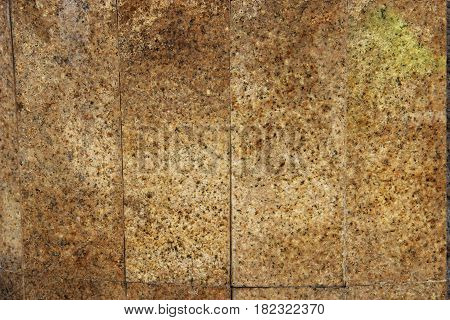 Stone Background Of Mottled Granite