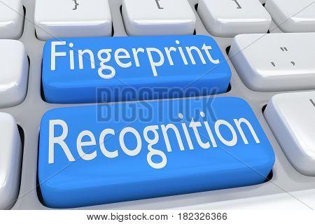 Fingerprint Recognition Concept