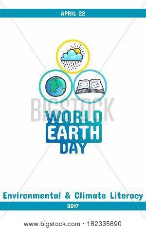 International Earth Day, April 22