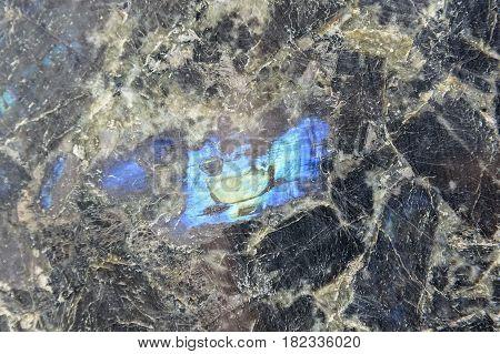 Close up tiles made of black quartz background texture