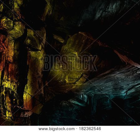 Abstract, abstract background. Colored abstract background. Artistic abstraction. Magical background. Magically.