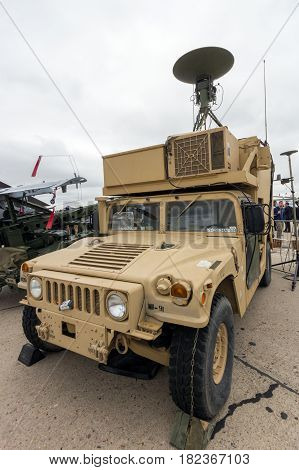 Us Army  M1113 Humvee